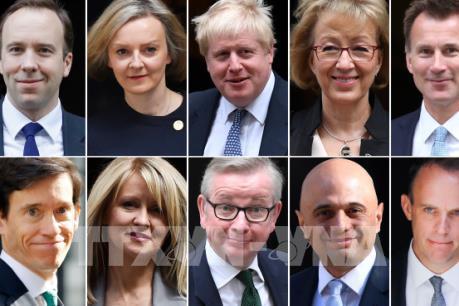 Cuộc đua giành ghế Thủ tướng Anh thay bà Theresa May đang nóng lên
