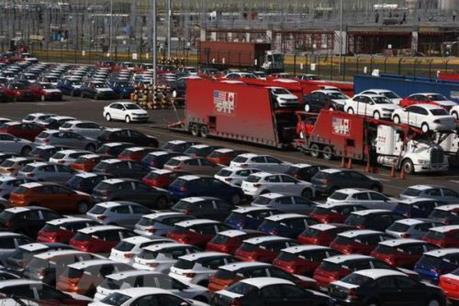 Mỹ sắp áp thuế nhập khẩu hàng hóa Mexico, cổ phiếu của doanh nghiệp ô tô châu Á mất giá