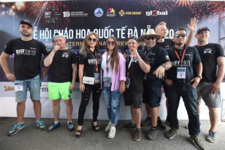 Nga giấu tuyệt kỹ hiệu ứng cho đêm khai mạc Lễ hội pháo hoa quốc tế Đà Nẵng