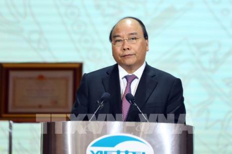 Thủ tướng: Viettel cần đi đầu trong cuộc cách mạng công nghiệp lần thứ 4