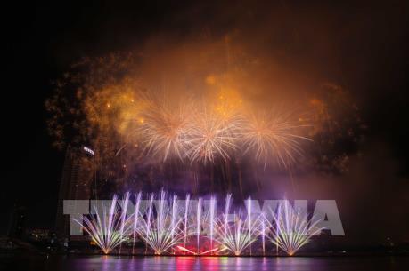 Khai mạc Lễ hội pháo hoa Quốc tế Đà Nẵng 2019