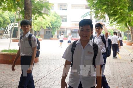 Kỳ thi tuyển sinh lớp 10 tại TP HCM: Đề Ngữ văn khá dễ và thực tế
