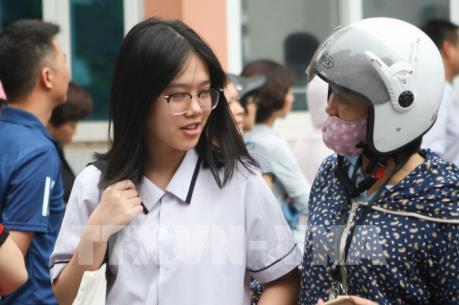 Kỳ thi lớp 10 tại Hà Nội: Đề thi môn Ngữ văn có tính phân loại cao