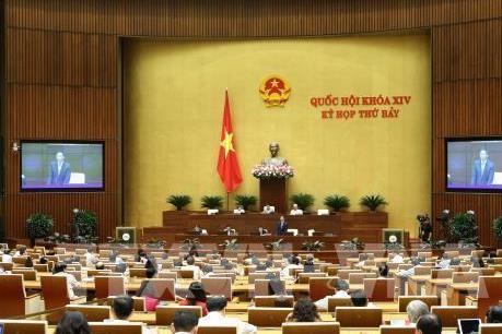 Kỳ họp thứ 7, Quốc hội khóa XIV: Bắt đầu tiến hành chất vấn và trả lời chất vấn