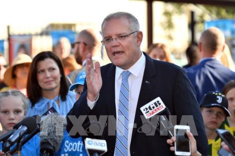 Thủ tướng Australia khẳng định sẽ không bị cuốn vào cuộc chiến Mỹ-Trung