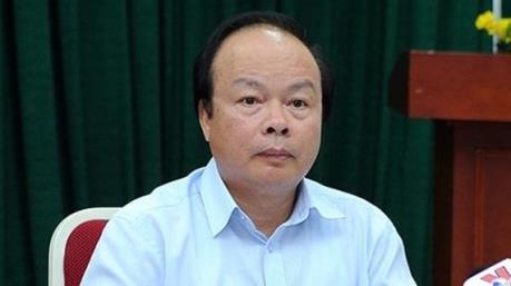 Thi hành kỷ luật bằng hình thức cảnh cáo đồng chí Huỳnh Quang Hải, Thứ trưởng Bộ Tài chính