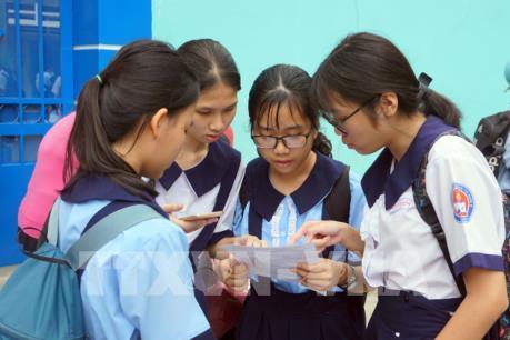 Thành phố Hồ Chí Minh: Dự kiến điểm chuẩn vào lớp 10  giảm nhẹ so với năm trước