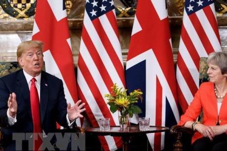 Mỹ và Anh có dễ dàng đạt được một thỏa thuận thương mại tự do?