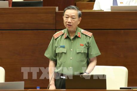 Bộ trưởng Công an: Làm rõ phản ánh việc can thiệp xử lý xe quá trọng tải tại Đồng Nai