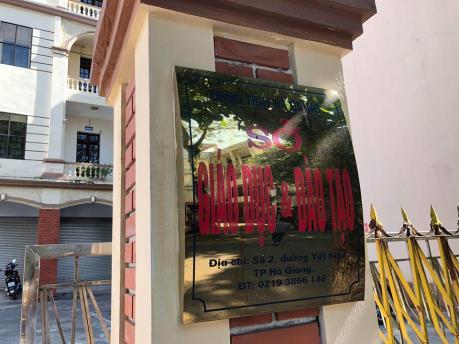 Hà Giang: Đề nghị xử lý phụ huynh có con được nâng điểm thi THPT quốc gia 2018