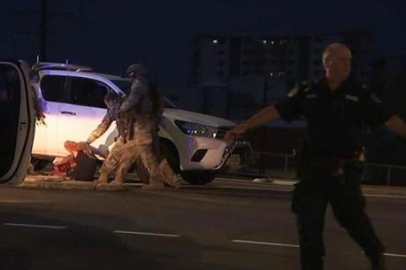 Xả súng hàng loạt gây thương vong ở Australia