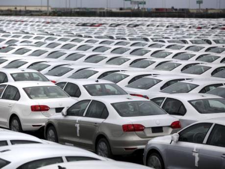 Doanh số bán ô tô của các hãng lớn tại Mỹ tăng cao