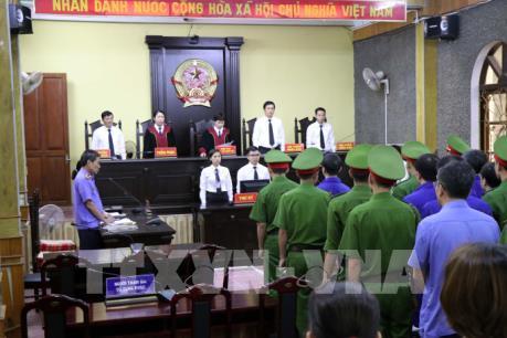 Trả hồ sơ yêu cầu điều tra bổ sung trong vụ án đền bù dự án Thủy điện Sơn La