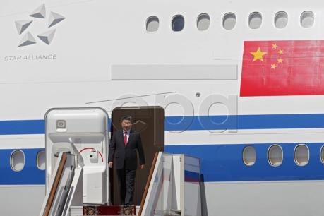 Chủ tịch Trung Quốc Tập Cận Bình thăm cấp nhà nước tới Nga