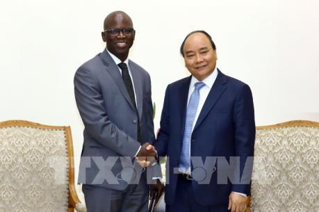 Thủ tướng tiếp Giám đốc quốc gia Ngân hàng Thế giới