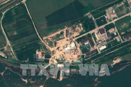 Trang mạng 38 độ Bắc: Có dấu hiệu hoạt động ở cơ sở hạt nhân Yongbyon