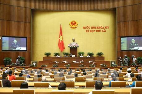 Kỳ họp thứ 7, Quốc hội khóa XIV: Thảo luận Công ước 98 của ILO