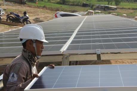 Thí điểm đấu thầu các dự án điện mặt trời trong năm 2020