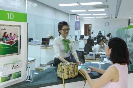 Vietcombank giảm lãi suất cho vay xuống 5,5%/năm từ 1/8