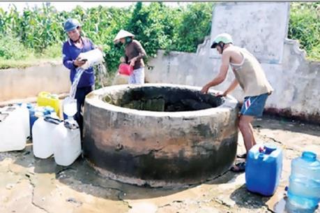 Phản hồi thông tin của TTXVN: Phú Yên yêu cầu cấp nước sinh hoạt cho người dân