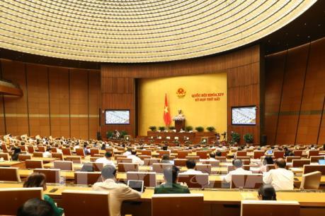 Nội dung làm việc ngày thứ 15, Kỳ họp thứ 7, Quốc hội khóa XIV