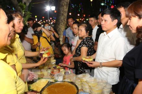 Lễ hội văn hóa ẩm thực Hà Nội năm 2019: Cơ hội thưởng thức đặc sản vùng miền