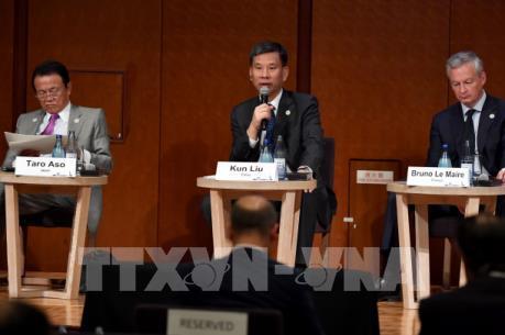 """Bộ trưởng tài chính G20: Cần xây dựng hệ thống thuế cho các """"đại gia"""" công nghệ"""