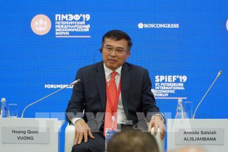 SPIEF-2019: Việt Nam dự phiên Đối thoại kinh doanh EAEU – ASEAN