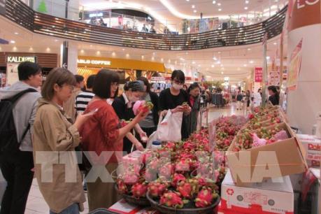 Đang diễn ra Tuần hàng Việt Nam - Hà Nội ở Nhật Bản