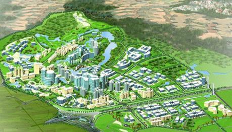 Image result for SK Group tài trợ xây dựng Trung tâm Đổi mới sáng tạo quốc gia Việt Nam