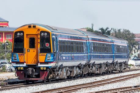 Thái Lan chi gần 3 tỷ USD cho các dự án đường sắt kết nối với phía Nam