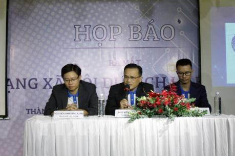 Ra mắt mạng xã hội du lịch đầu tiên của startup Việt