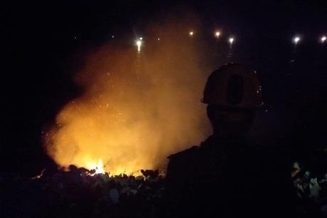 Cháy khoảng 5.000 m2 rừng trên bán đảo Sơn Trà