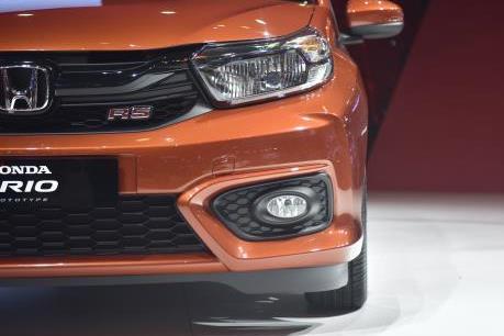 Honda chốt ngày ra mắt xe Brio lần đầu tiên xuất hiện ở Việt Nam