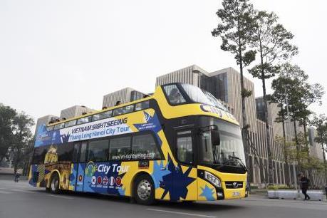 Hạ Long sắp có xe buýt 2 tầng phục vụ khách du lịch