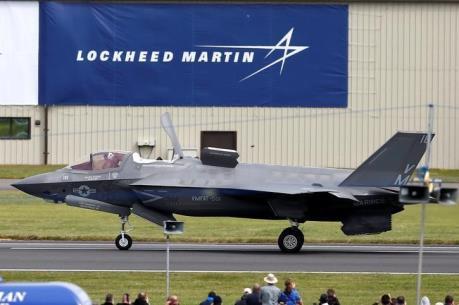 Xúc tiến thương vụ lớn nhất trong lịch sử mua sắm khí tài quân sự Mỹ