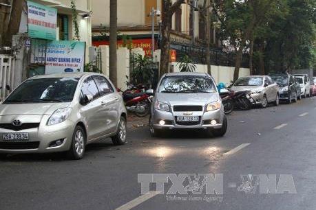 Hà Nội xử lý gần 10.000 vi phạm an toàn giao thông, trật tự đô thị