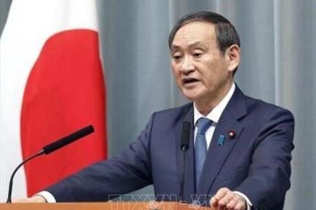 Ông Yoshihide Suga chính thức được bầu làm thủ tướng mới ở Nhật Bản