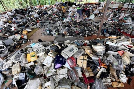 Australia sẽ thực thi lệnh quản lý và thu gom rác thải điện tử