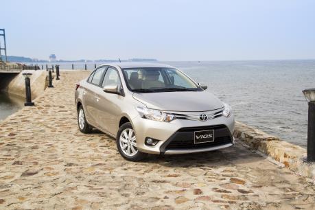 Doanh số bán xe của Toyota Việt Nam trong tháng 7 tăng hơn 72%