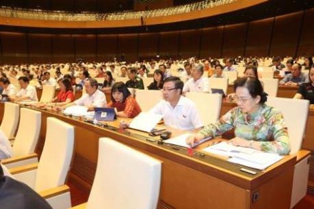 Thông qua Nghị quyết về phê chuẩn quyết toán ngân sách nhà nước năm 2017
