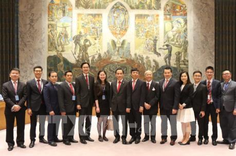 Việt Nam có cơ sở thuận lợi để hoàn thành tốt vai trò tại Hội đồng Bảo an