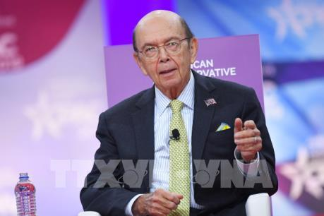 """Bộ trưởng Thương mại Mỹ dập tắt kỳ vọng về """"thỏa thuận cuối cùng"""" với Trung Quốc"""