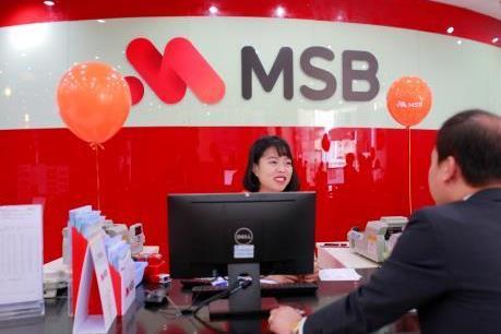 MSB đặt mục tiêu chia cổ tức 10% trong năm 2020