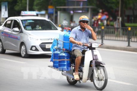 Dự báo thời tiết ngày 21/7: Trung Bộ nắng nóng gay gắt kéo dài