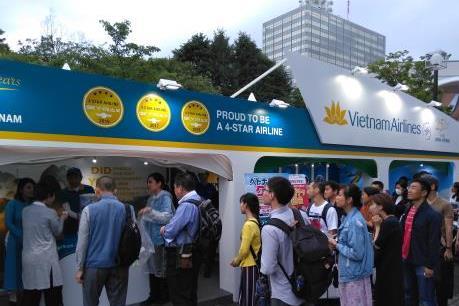 Quảng bá du lịch Việt Nam tại Vietnam Festival 2019 - Nhật Bản