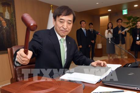 Hàn Quốc để ngỏ khả năng giảm lãi suất