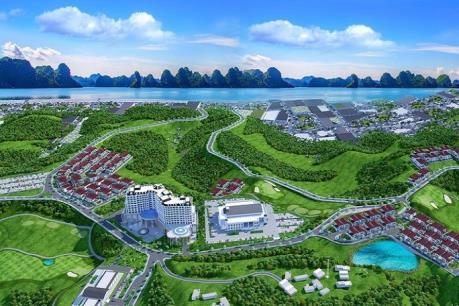 Thẩm định hồ sơ dự án Khu đô thị phức hợp Hạ Long Xanh, Quảng Ninh