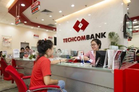Hoạt động chứng khoán đầu tư của Techcombank tăng trưởng đột biến