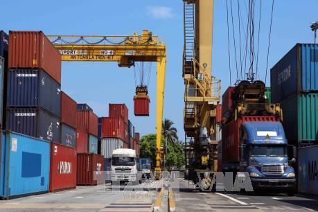 Hàng qua cảng biển có xu hướng tăng chậm hơn